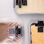 Productos Casa Mas; canelones de carne, Canelones de espinacas y queso de cabra, Fideua, Pastel de atún, Lasaña,etc
